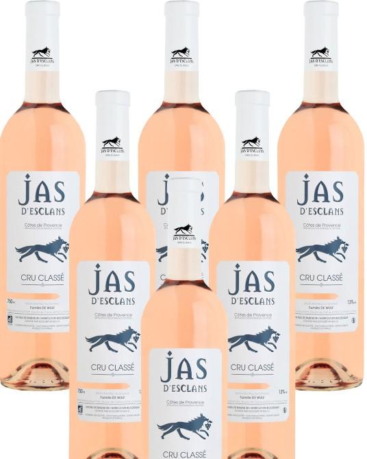 Jas d'Esclans 2019 - Rosé - Fin de millésime